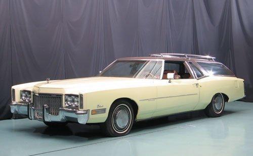 127: 1972 Cadillac Eldorado Wagon