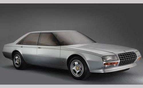 220: 1980 Ferrari Pinin Prototipo