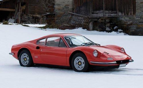 301: 1972 Ferrari 246 Dino