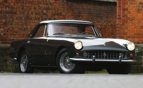 302: 1958 Ferrari 250 GT Pininfarina Coupe
