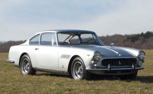 303: 1963 Ferrari 330 America
