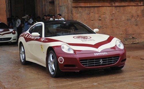 306: 2008 Ferrari 612 Scaglietti
