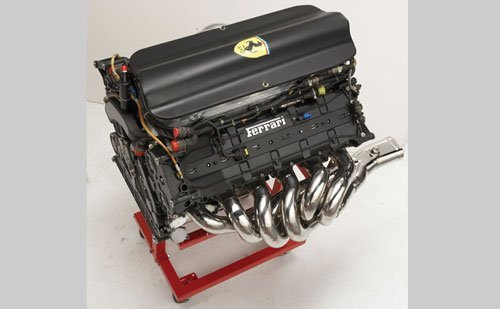 308A: 1995 FERRARI 412 T2 F1 ENGINE