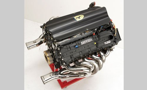 308A: 1995 FERRARI 412 T2 F1 ENGINE - 2