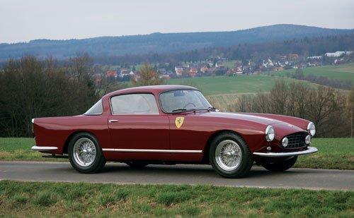 309: 1958 Ferrari 250 Ellena GT