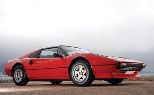 312: 1978 Ferrari 308 GTS