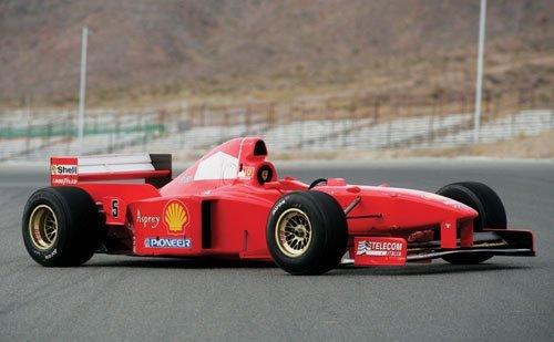 316: 1997 Ferrari F1 Race Car F310B