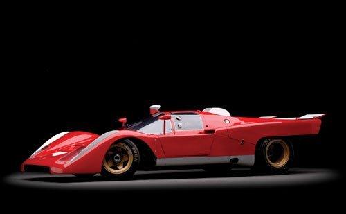 317: 1971 Ferrari 512M