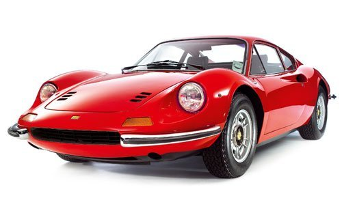 321: 1973 Ferrari Dino 246 GT