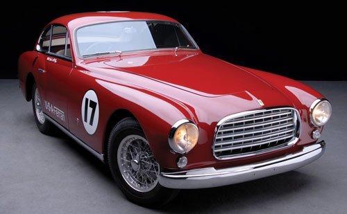 322: 1951 Ferrari 340 America Coupe