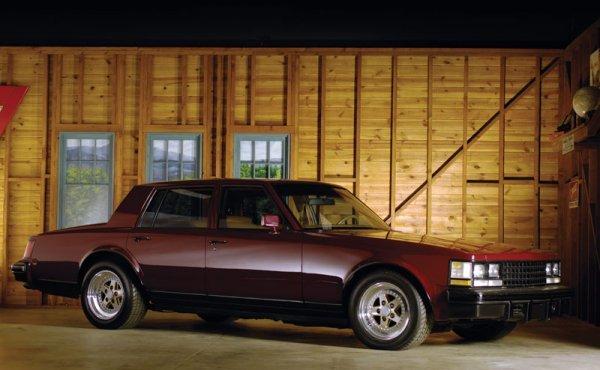 202: 1976 Cadillac Seville Custom