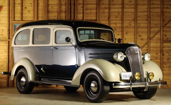 204: 1938 Chevrolet Suburban