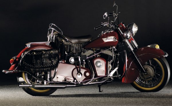 205: 1953 Indian Roadmaster Chief