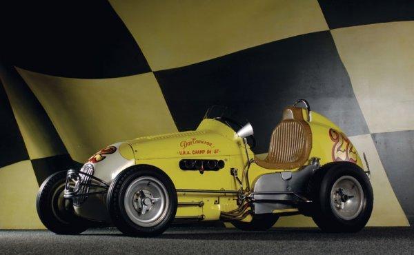 210: 1947 Kurtis Kraft Offenhauser Midget