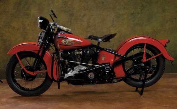 211: 1937 Harley-Davidson EL Knucklehead