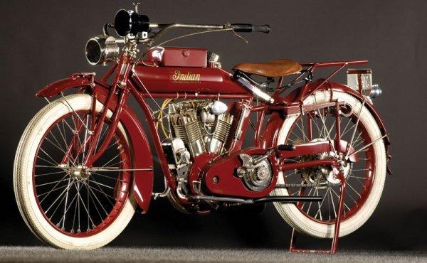 213: 1915 Indian Big Twin