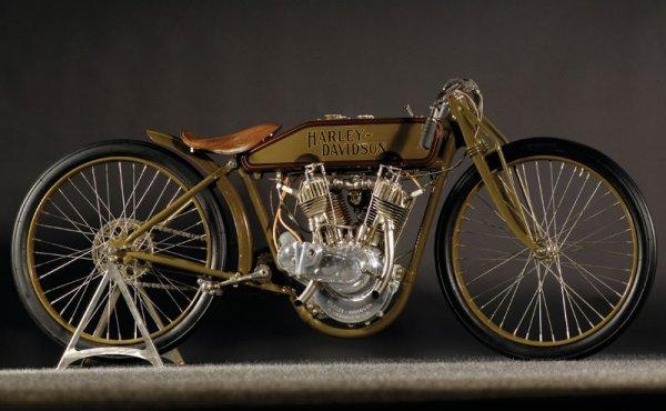216: 1921 Harley-Davidson Racer