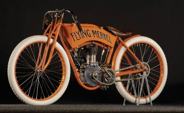 217: 1911 Flying Merkel
