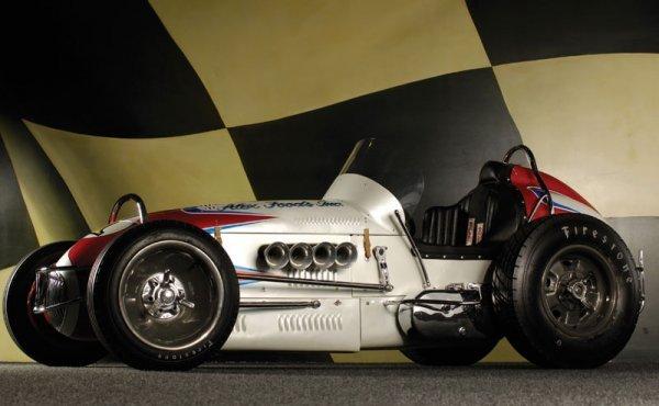 """218: 1957 McCluskey Sprint Car """"Tamale Wagon"""""""