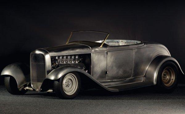 222: 1932 Ford V12 Hot Rod Roadster