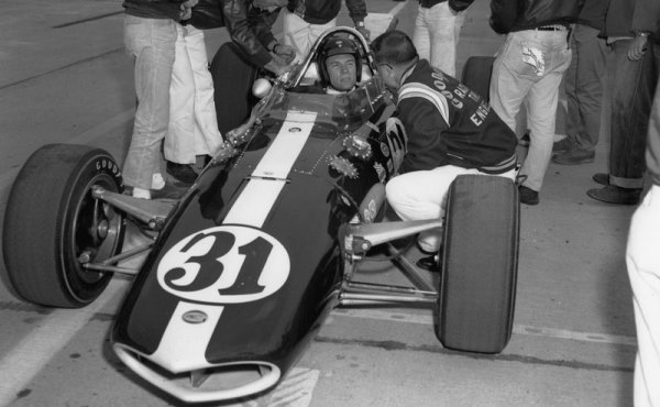 225: 1966 All American Racers Gurney Eagle Indy Car - 10