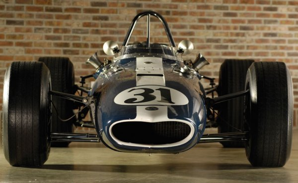 225: 1966 All American Racers Gurney Eagle Indy Car - 8