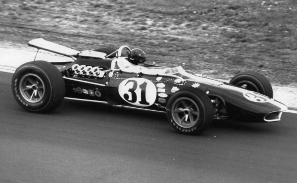 225: 1966 All American Racers Gurney Eagle Indy Car - 9