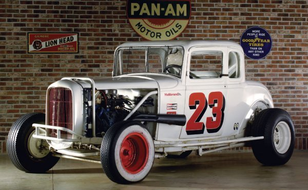 "226: 1932 Ford Short Track ""Jalopy"" Coupe"