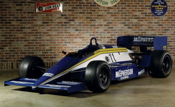 228: 1987 March 87C Indianapolis Racing Car