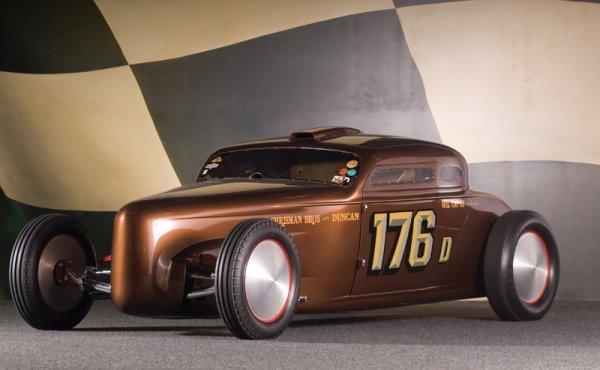 235: 1954 Chrisman Bonneville Coupe