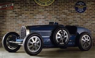246: 1928 Bugatti Type 35B Recreation