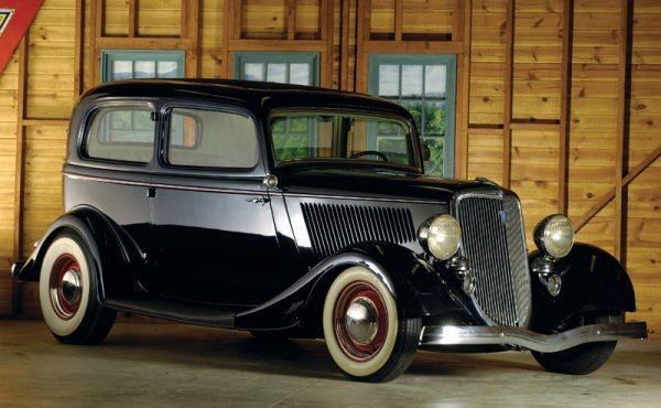 264: 1934 Ford Tudor Sedan