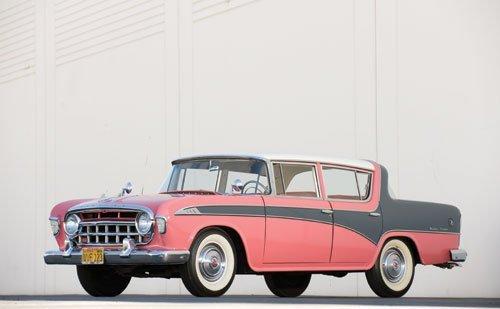 104: 1956 Hudson Rambler Four-Door Sedan