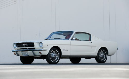 111: 1965 Ford Mustang 2+2 Fastback
