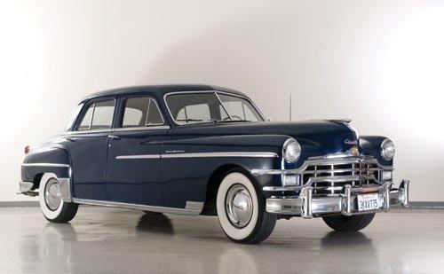 112: 1949 Chrysler New Yorker Sedan