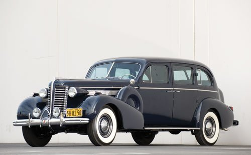 178: 1938 Buick Limited Limousine