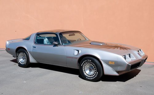 303: 1979 Pontiac Trans Am 10th Anniversary Edition
