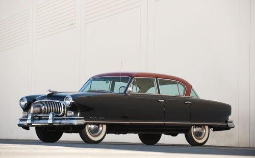 307: 1953 Nash Ambassador Custom Sedan