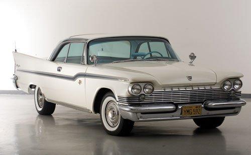 313: 1959 Chrysler Windsor Coupe