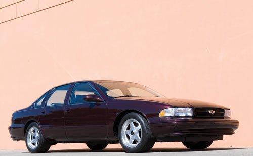 315: 1996 Chevrolet Impala SS