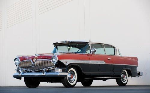 316: 1957 Hudson Hornet Hollywood Coupe