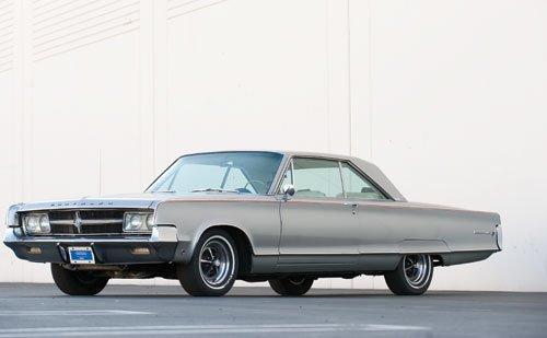 317: 1965 Chrysler 300L Coupe