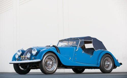 323: 1964 Morgan 4/4 Series V Roadster