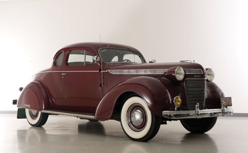 380: 1937 Chrysler Imperial Business Coupe