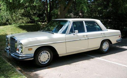 300: 300: 1969 Mercedes-Benz 280SE