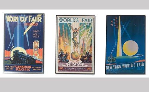 1003: Reproduction World's Fair Photos