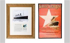 1554: Titanic Photo and Poster