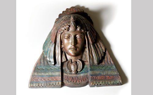 2012: Egyptian Carved Head