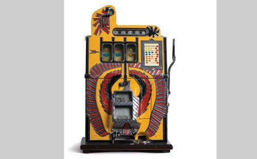 2024: Mills War Eagle Slot Machine