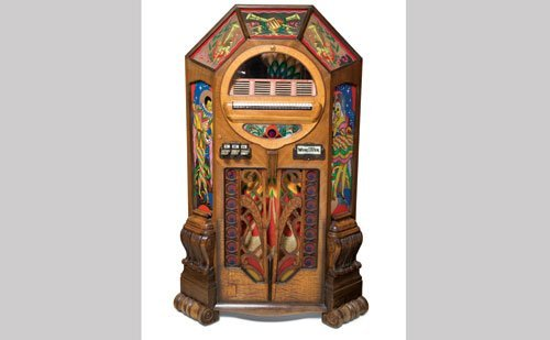 2026: Wurlitzer Victory Jukebox